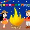 Festa Junina na Comunidade de Santo André
