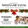 Encerramento da Novena de Natal e cantata na Igreja Matriz