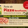 1ª Festa da Pizza Beneficente 2017