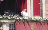 Papa Francisco – mensagem de Páscoa