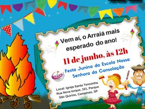 festa junina consolacao 2016