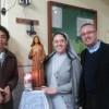 Fotos da Missa de Santa Maria Rosa Molas