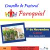Próximo CPP será realizado em 1º de novembro