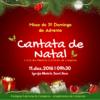 Cantata de Natal é atração neste domingo (11)