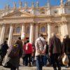 Porta Santa em Roma já recebeu mais de 15 milhões de peregrinos