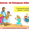Retorno da Catequese Infantil