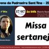 Missa Sertaneja abrirá a Novena da Padroeira