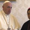 """Papa ao Congresso Missionário na Indonésia: """"O cristão vai sempre adiante"""""""